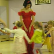 Snow White's visit
