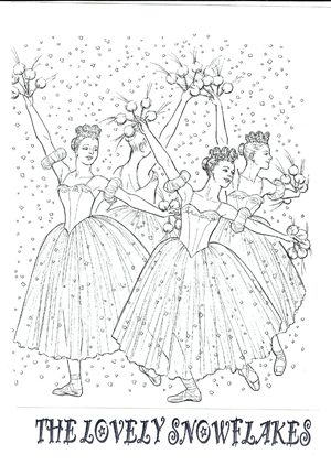 Untitled document for Nutcracker coloring pages printable